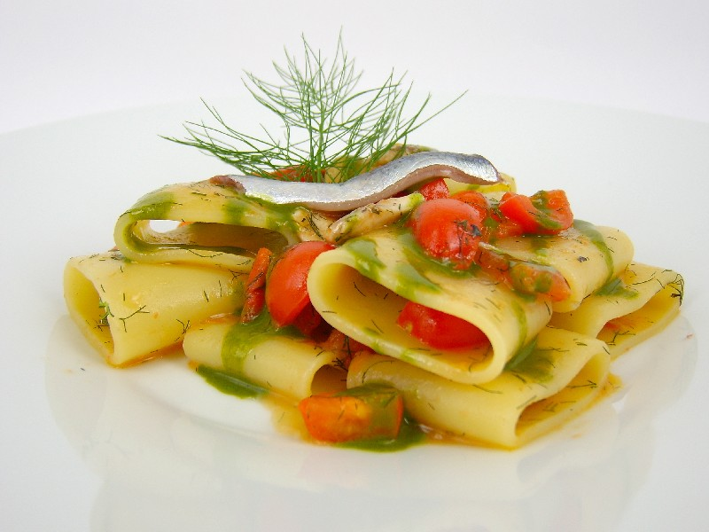 Primi piatti ristorante il cigno eventi for Piatti ristorante
