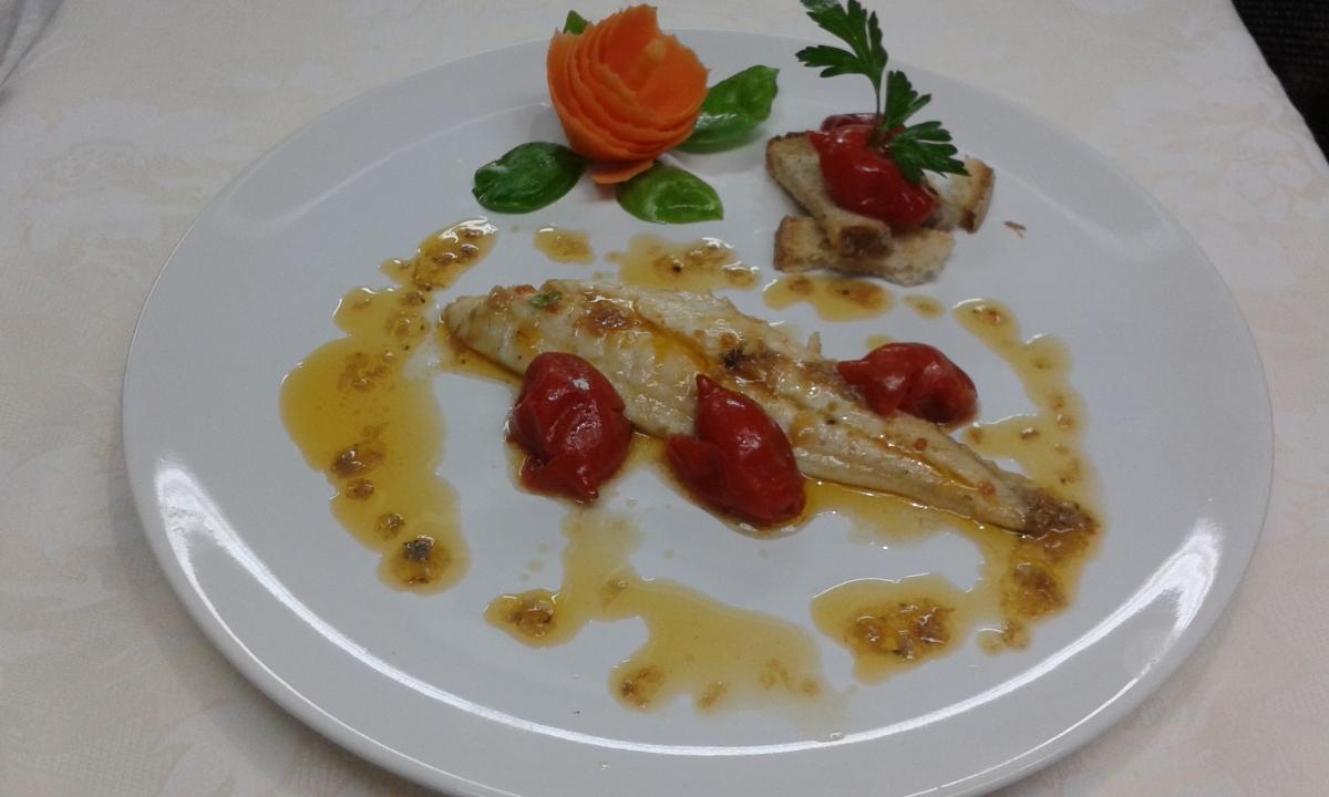 Secondi piatti ristorante il cigno eventi for Piatti ristorante
